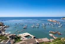 【慢生活】蓝色嵊泗列岛、碧海金沙、出海捕鱼二日(住海景房)