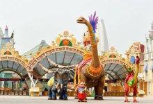 10月常州中华恐龙园、无锡三国水浒城二日游