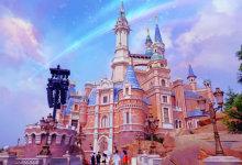 10月上海迪士尼乐园、上海野生动物园二日游