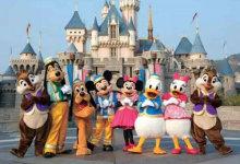 7-8月 【迎春·迪士尼专线】上海迪士尼乐园欢乐一日游