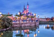 10月上海迪士尼乐园二次入园二日游