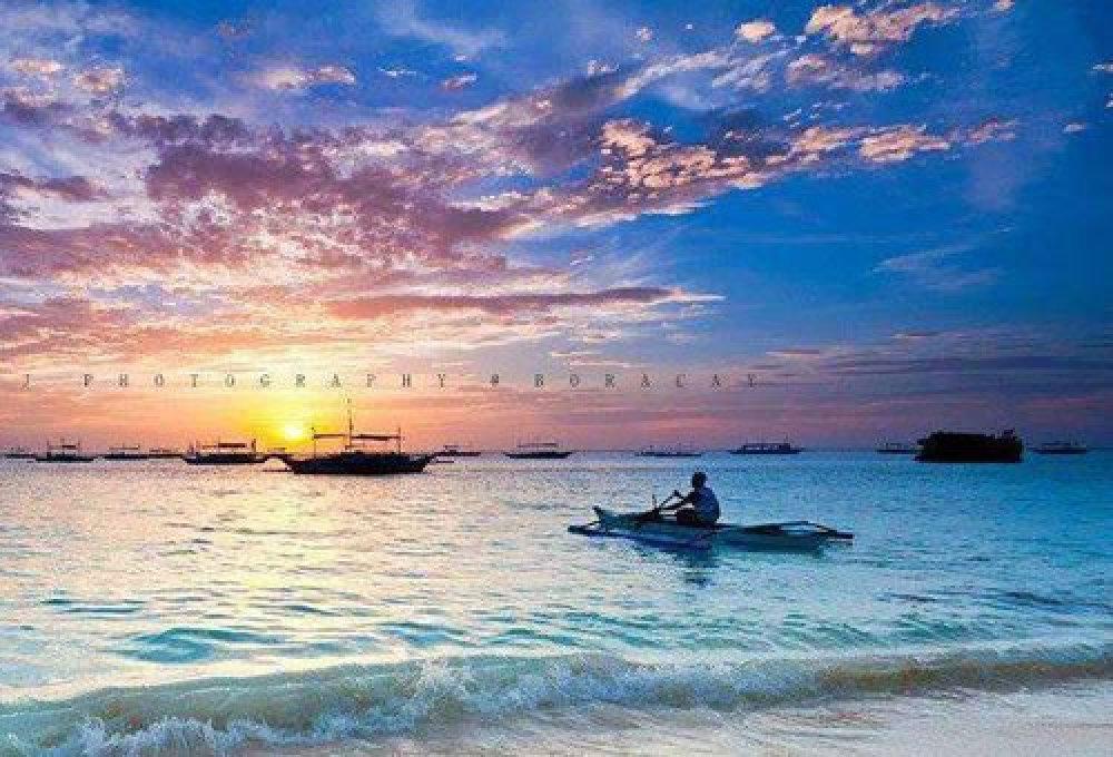 杭州直飞长滩岛4晚5天游(入住长滩岛高尔夫酒店或同级)