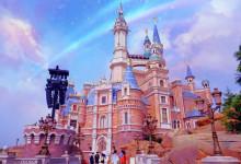 3.6【上海迪士尼小镇、迪士尼乐园、野生动物园二日】