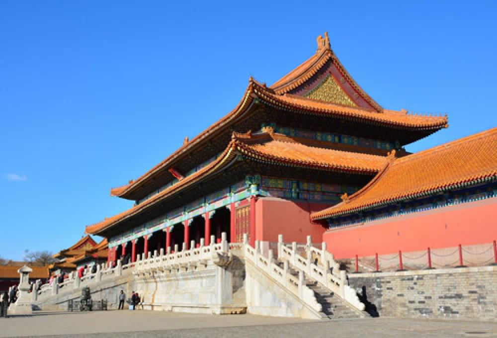 6月【乐享北京-故宫、八达岭长城、颐和园双飞五日游】