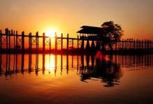 缅甸双飞全景游 5晚6天(仰光+内比都+蒲甘+曼德勒,杭州直