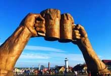 9月【青岛日记】青岛、崂山、石老人海水浴场、海鲜市场自由采购