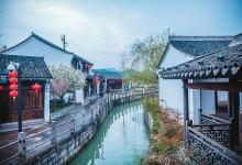 寻电影搜索醉美场景——宁波杭州湾国家湿地公园、鸣鹤古镇一日