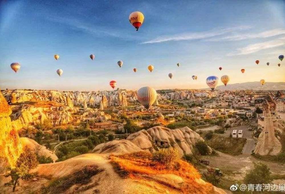10.6【夕阳红】土耳其10天奇景之旅(全程五星+天空之境)