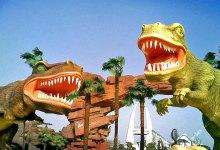 探秘侏罗纪--常州中华恐龙园、无锡三国水浒城二日游