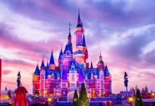 上海迪士尼乐园、东方明珠塔、长风海底世界畅玩三日游