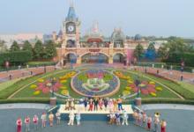 【欢迎团队咨询】夜游迪士尼乐园、上海东方明珠塔、城隍庙二日游