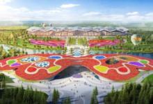 6月【上海花博会】上海崇明岛第10届中国花博会迪士尼小镇二日