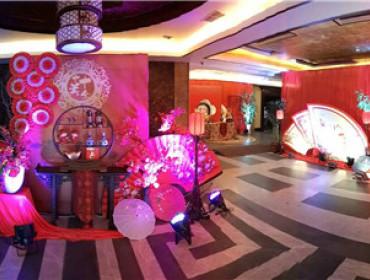 香港品珍楼大酒店的宴会厅:蠡园厅