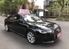 绍兴市迪东汽车服务有限公司:奥迪A6(新)