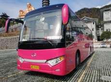 48座大巴车